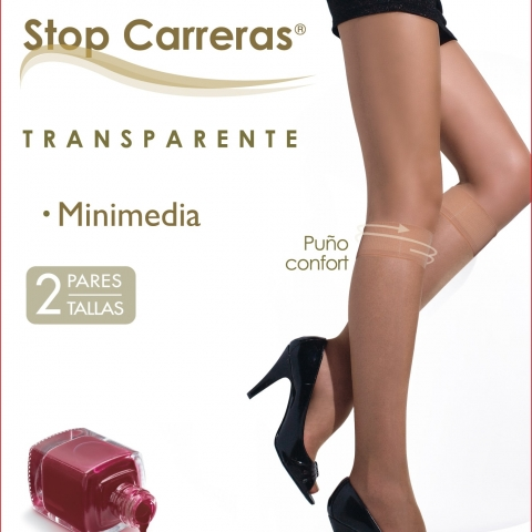 Pack 2 Mini media, 15D, Stop Carreras, Marie Claire.
